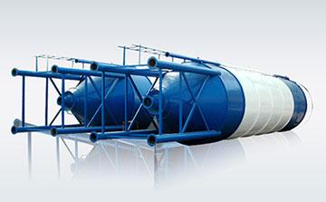 散装水泥储罐-四川成都锐驰机械设备有限公司