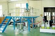 年产100吨涂料生产线