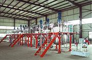 年产500吨涂料生产线